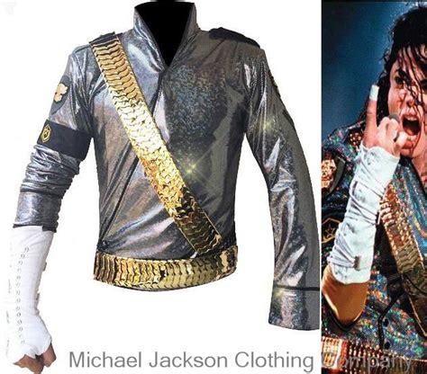 Stelan Mj Vest Belt Murah mj michael jackson dangerous jam jacket metal belts set pro series gift ebay
