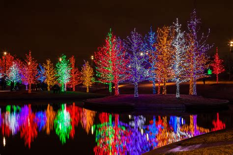 best christmas lights in texas your holiday guide to tree lighting celebrations in dallas