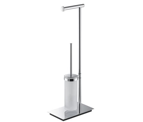 Square Bathroom Accessories Floor Standing Column Toilet Stands From Colombo Design Architonic