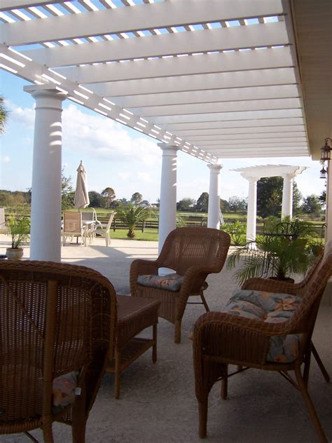 Pergola Outdoor Living Creating Outdoor Great Rooms With Pergolas Archadeck