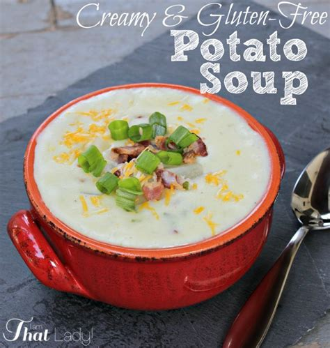how to make potato soup i am that lady