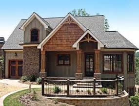Hillside House Plans For Sloping Lots Images Of Cedar And Limestone Craftsman Home Like This