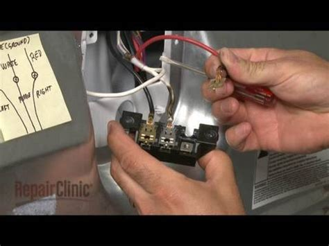 Whirlpool/Kenmore Electric Dryer Terminal Kit Replacement