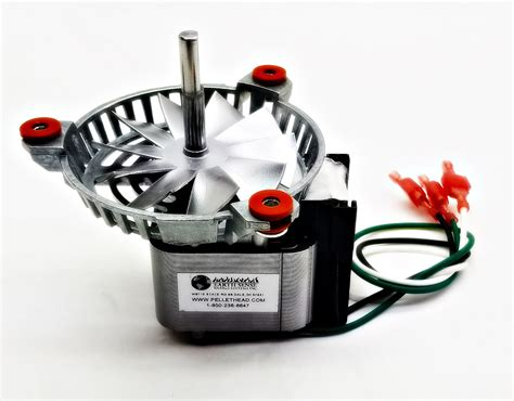 Housing 10 Clear Drat 3 4 Wl10 englander combustion exhaust blower motor 4 3 4 quot pu 076002b ph univcombkit cad 120 97