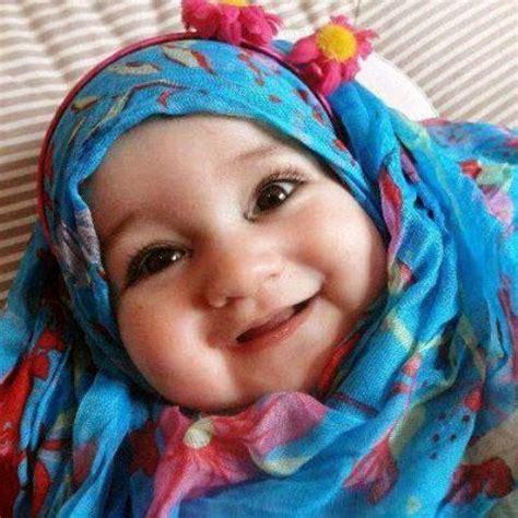 Jilbab Bayi Arab 16 foto gambar bayi lucu imut muslim cantik berhijab terbaru