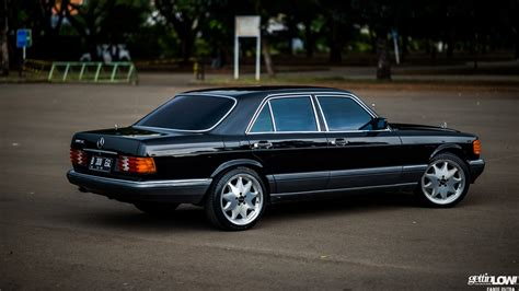 indra wallpaper bandung gettinlow indra sukarno mercedes benz w126 1990