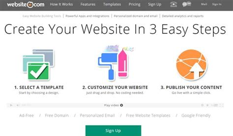 16 Online Free Drag And Drop Website Builder Drag And Drop Website Templates
