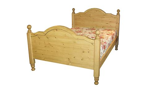 pine bed beds kerris farmhouse pine
