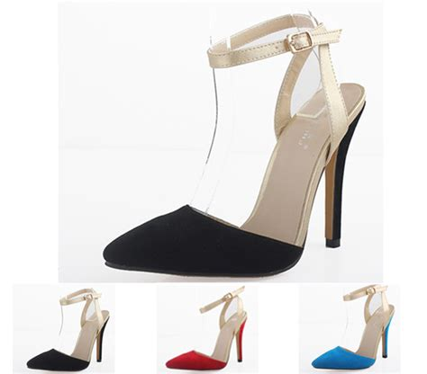 size 11 high heels large size 11 bottom high heels pointed toes