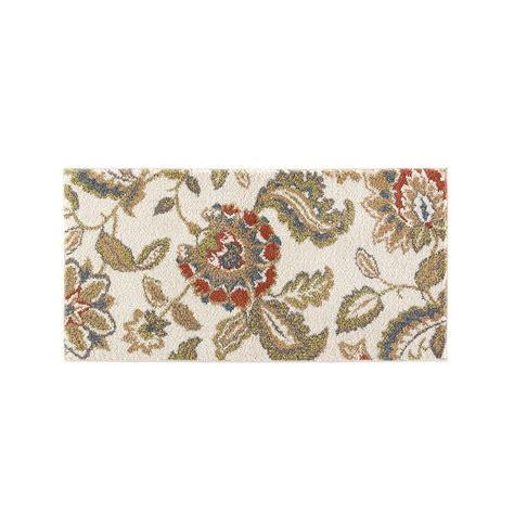 home accents rug collection home decorators collection lucy cream 2 ft x 4 ft accent