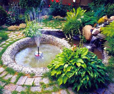 Water Feature Ideas For Small Gardens Small Garden Fountains Water Features Pool Design Ideas