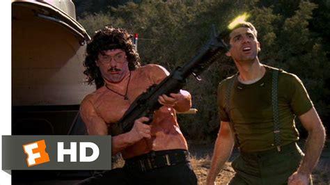 funny movies like hot shots uhf 12 12 movie clip rambo parody 1989 hd youtube