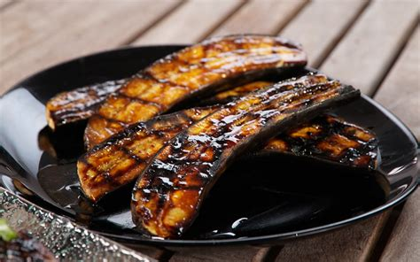 easy grilled plantains recipe barbecuebiblecom