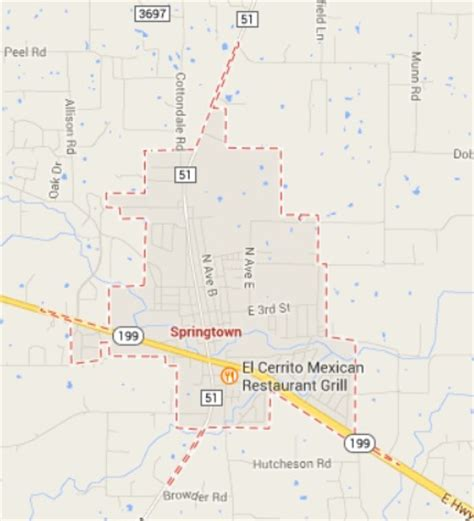 map of springtown texas homes for sale in cooperstown subdivision springtown tx