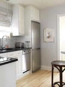 Kitchen White Cabinets Gray Walls St Charles Clear Glass Pendant Transitional Kitchen Margot