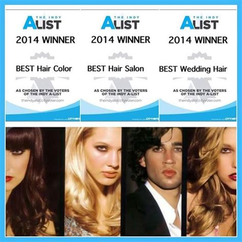 best hair salon indianapolis hair g michael salon top winners announced in the indy a list yearly