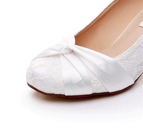 2 Inch Bridal Shoes by 2 Inch Wedding Shoes Buyretina Us