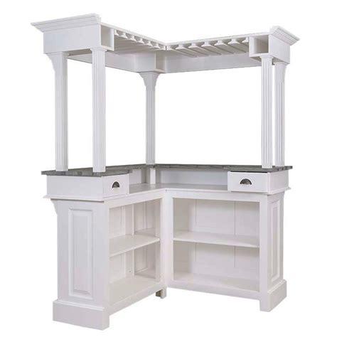 mueble barra bar mueble bar en esquina con barra de zinc hinterland