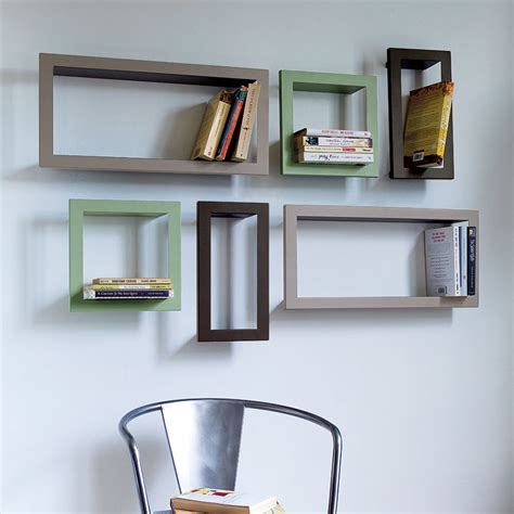 bookshelves for walls おしゃれでスタイリッシュな本棚