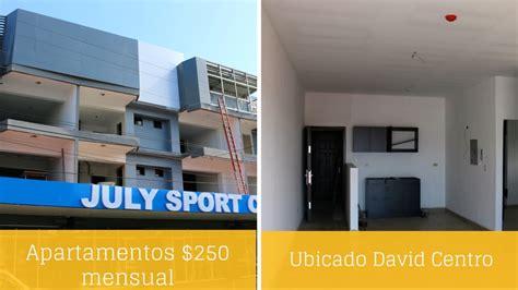 apartamentos economicos en panama apartamento u oficina alquiler barato 250 david centro