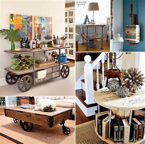 industrial furniture ideas 23 cool diy industrial furniture designs