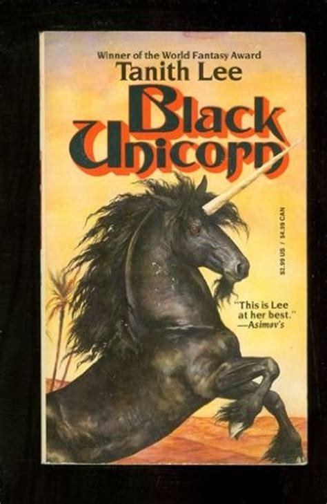 unicorn book series by tanith