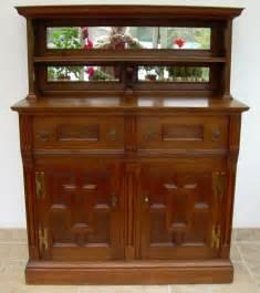 antique oak sideboards an aesthetic movement oak sideboard antiques atlas