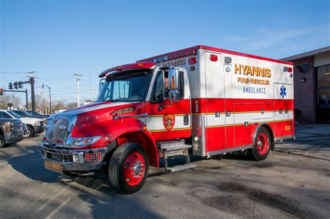cape cod ambulance image gallery new 2016 ambulance