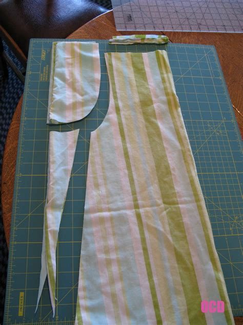 Pillow Dress Tutorial by Ocd Obsessive Crafting Disorder Pillowcase Dress