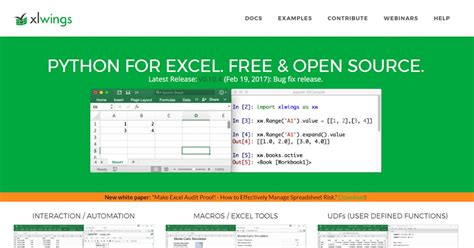 tutorial xlwings now seriously learning python for excel using xlwings