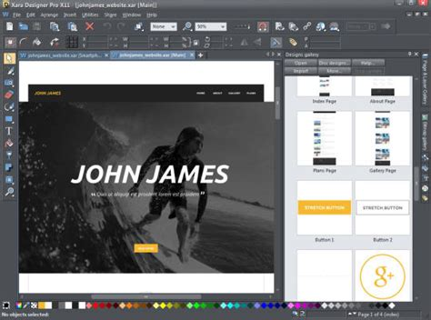 xara templates free xara designer pro x11 and install windows