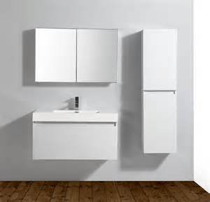 bernstein de luxe meuble de salle de bain a 1000 blanc