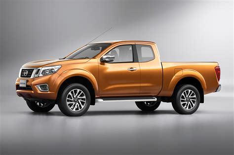 King Nissan by 2015 Nissan Navara Np300 Unveiled