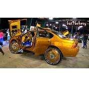 Candy GOLD 2005 Impala On 30 DUB Fouty Floaters  1080p