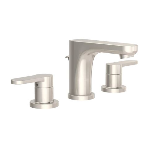 Symmons Lav Faucet by Symmons Identity 8 In Widespread 2 Handle Bathroom Faucet