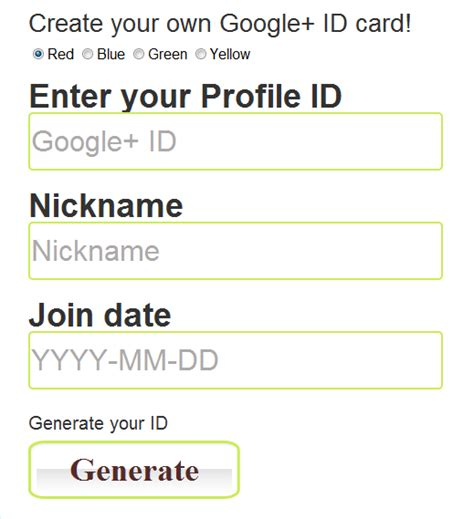 make own id card ict news desk create your plus id card make