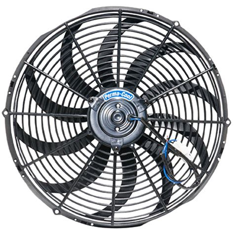 electric radiator cooling fans 16 quot radiator electric cooling fan 1650 cfm