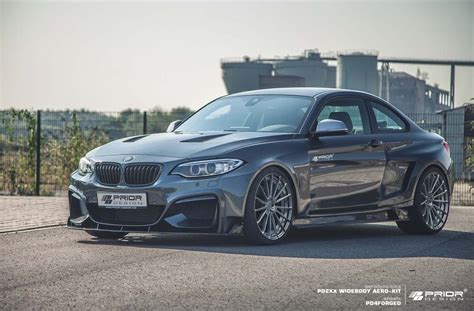 Bmw 2er Tuning by Pd2xx Widebody Prior Design North America