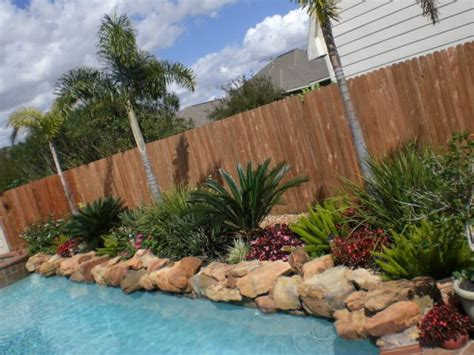 poolside landscaping 25 best ideas about landscaping around pool on pinterest