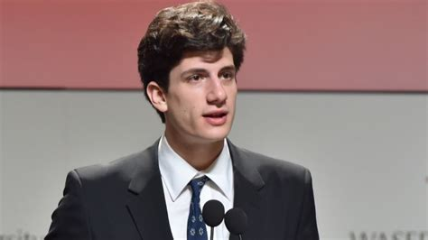 john schlossberg jfk s only grandson jack will attend harvard law next year
