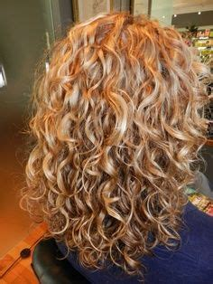 curly hair with lowlights pinterest the world s catalog of ideas