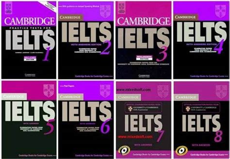 7 Book Series I 2 by Free Cambridge Ielts Books Series 1 13 From