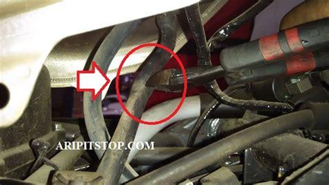 Tutup Bensin Vixion why45 motor masalah tutup tangki vixion berkarat macet