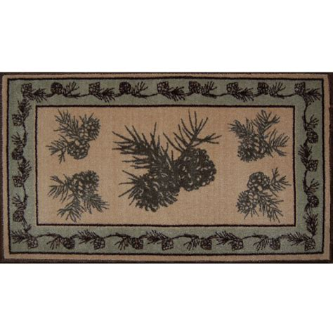 Rustic Bathroom Rugs Rustic Bathroom Rugs Anns Home Decor And More Blonder Home Adirondack Pine Cedar Run Rustic