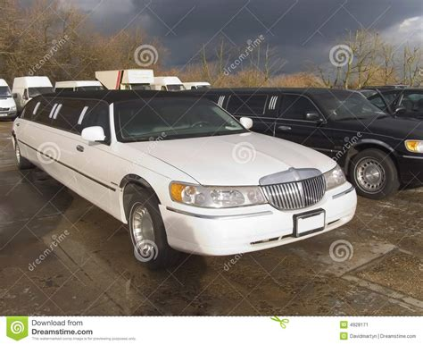 big limousine car stretch limo limousine big car stock image image 4928171