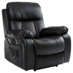 heated armchair chester electric heated leather recliner chair