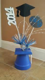 graduation centerpieces with pictures graduation centerpiece ideas for boys images