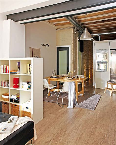 small apartment in barcelona with clever design solutions