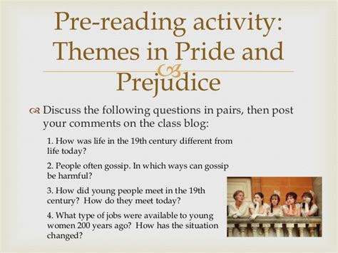 themes in pride and prejudice by jane austen pride and prejudice by jane austen