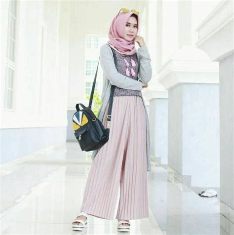 model baju tren masa kini ッ aneka model baju muslim wanita masa kini 2018 fashion